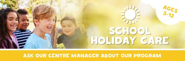 School Holiday Care