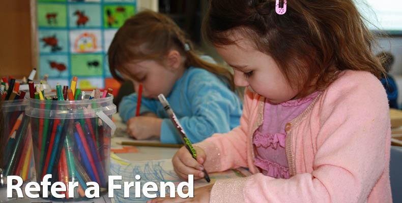 Refer a friend - Header - PEL