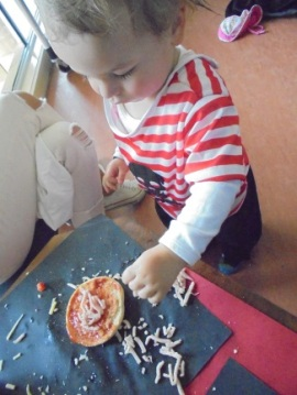 child care cooking