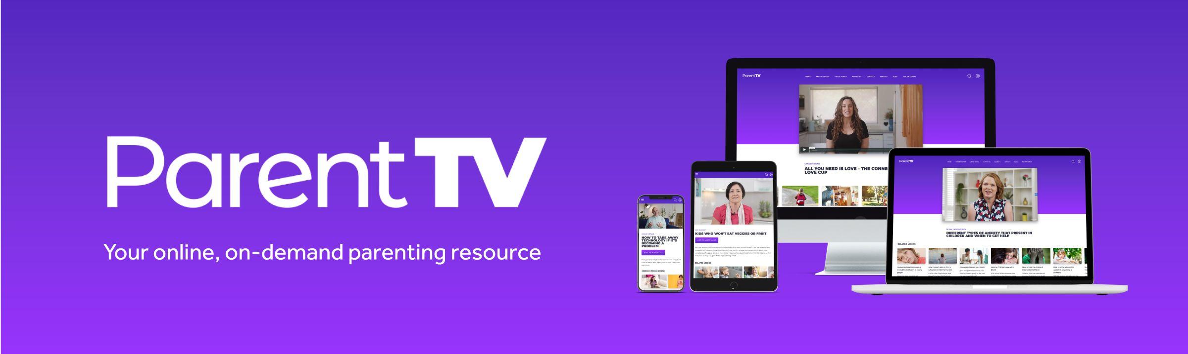 ParentTV – Your Online, On-Demand Free* Subscription